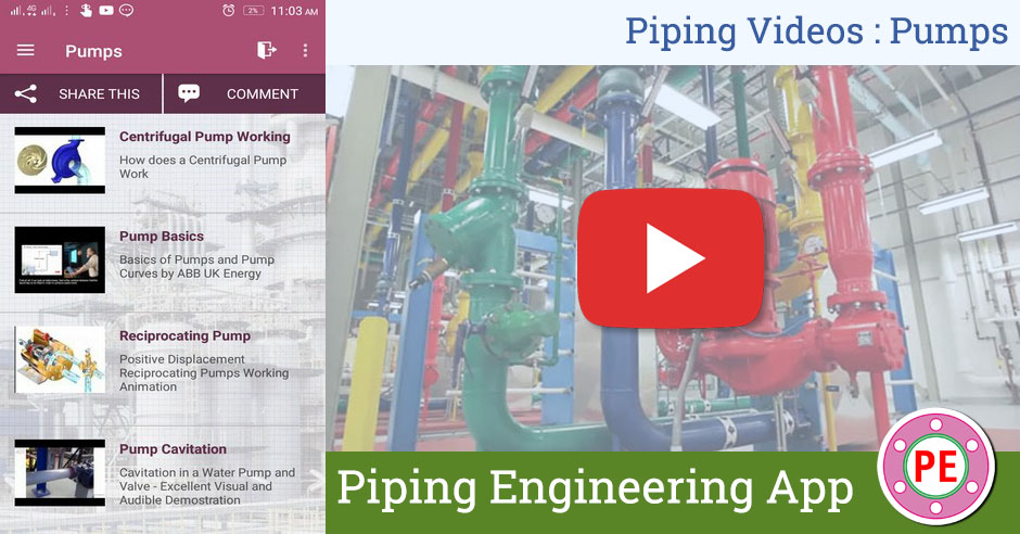 Piping Videos : Pumps » The Piping Engineering World
