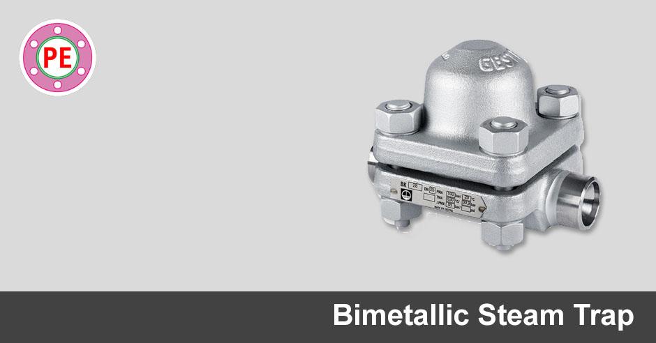 Bimetallic Steam Trap