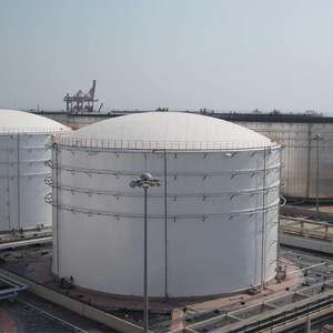 Dished Roof Storage Tank