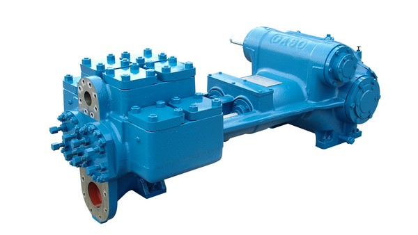 Double Acting Piston Pump