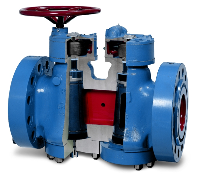 Brdr Christensendouble Double Block and Bleed Plug Valve