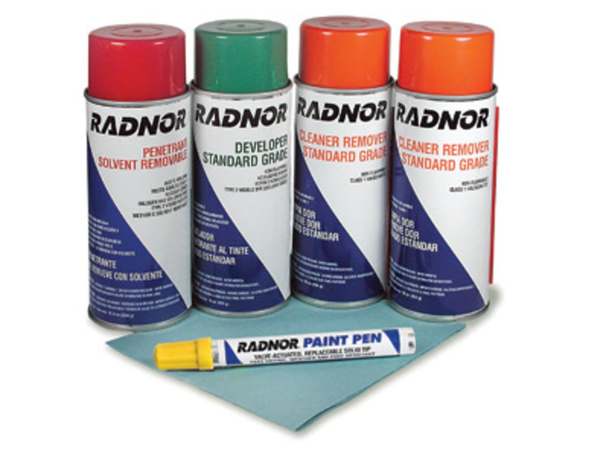 Dye Penetration Inspection 30