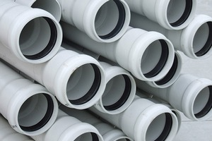 Gasketed PVC Pipe
