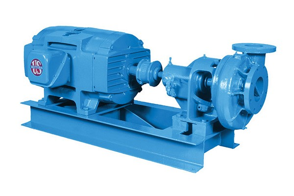 Horizontal - Frame Mounted Pump