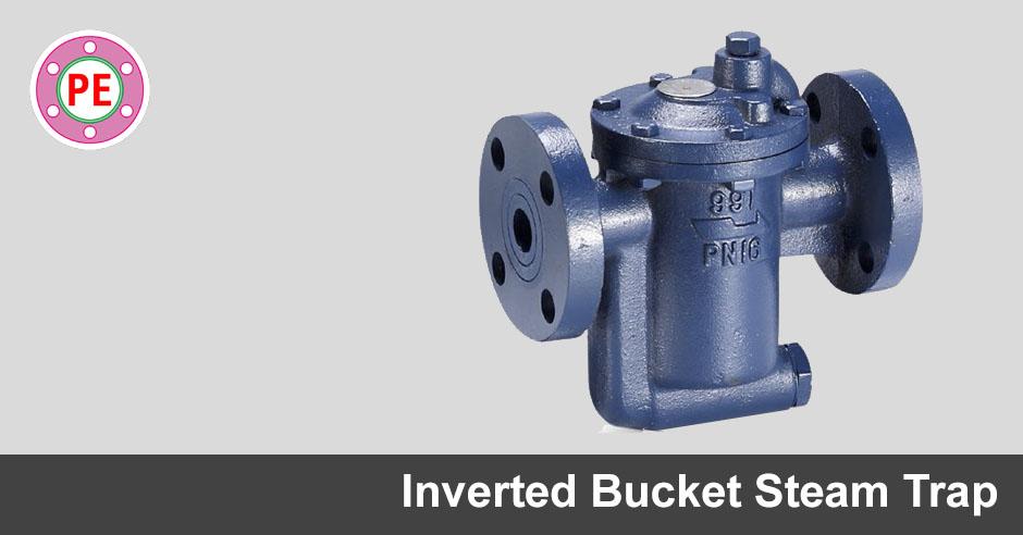 Inverted Bucket Steam Traps