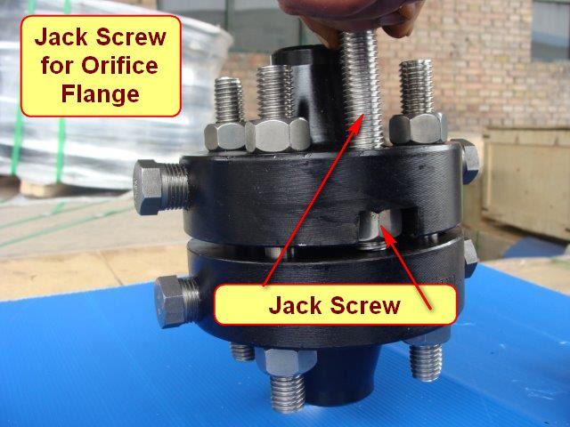 Jack Screw Flange