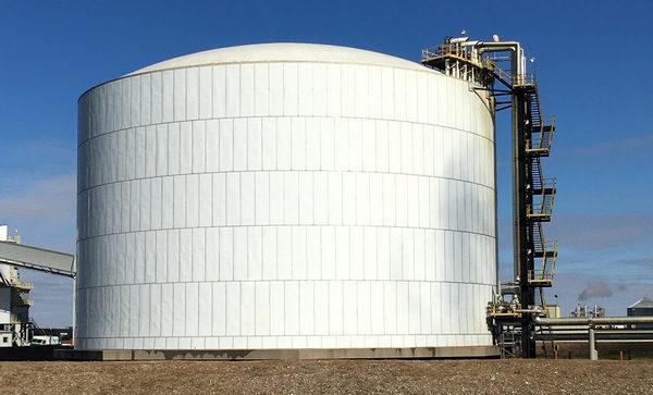 Low Temperature Storage Tank