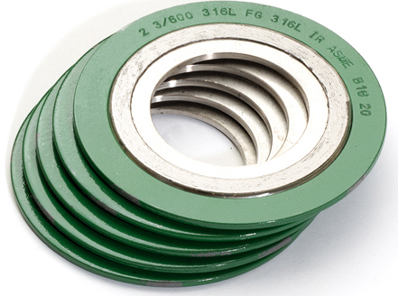 Spiral Wound Gaskets For Piping Flanges 187 The Piping