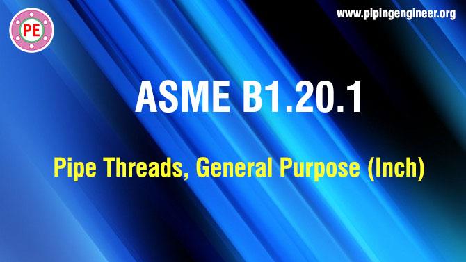 ASME B1.20.1