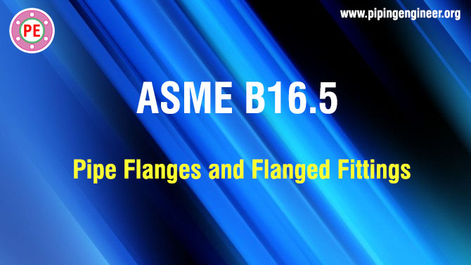 ASME B16.5