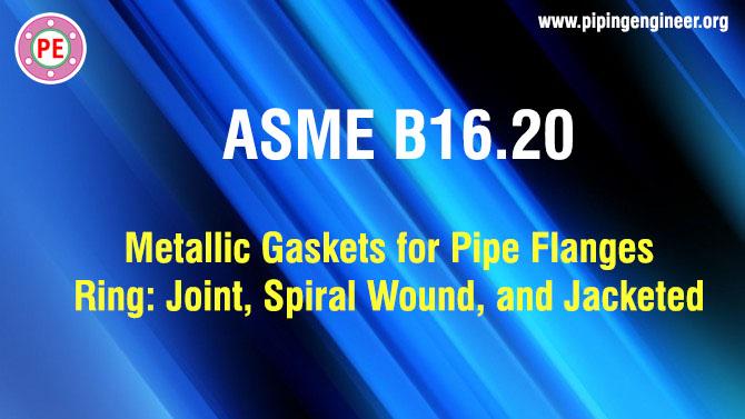 ASME B16.20